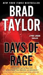 Days of Rage (Pike Logan Thriller, nr. 6)