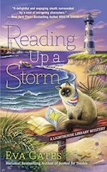 Reading Up a Storm (Lighthouse Library Mysteries)