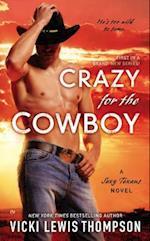 Crazy for the Cowboy (Sexy Texans Novel, nr. 1)