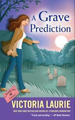 A Grave Prediction (Psychic Eye Mysteries)