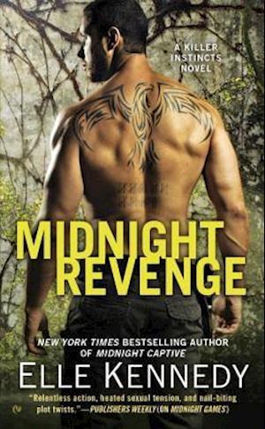 Bog paperback Midnight Revenge af Elle Kennedy
