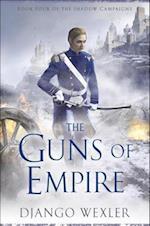 The Guns of Empire af Django Wexler