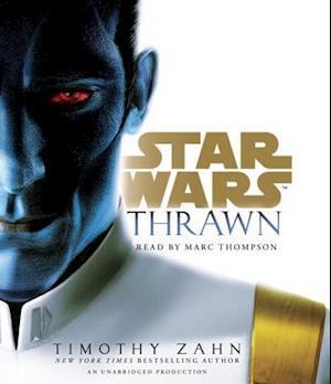 Lydbog, CD Thrawn Star Wars af Timothy Zahn