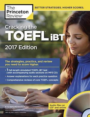 The Princeton Review Cracking the TOEFL IBT 2017
