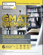 The Princeton Review Cracking the GMAT 2018 (Cracking the GMAT Premium Edition with Sample Tests)