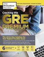 The Princeton Review Cracking the GRE 2018 (Cracking the GRE Premium Edition with Sample Tests)