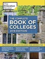 The Princeton Review the Complete Book of Colleges 2018 (Complete Book of Colleges Princeton Review)