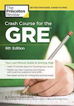 Crash Course for the GRE (Graduate Test Preparation)