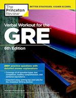 The Princeton Review Verbal Workout for the GRE (Verbal Workout for the GRE Princeton Review)