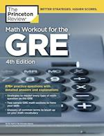 The Princeton Review Math Workout for the GRE (Math Workout for the GRE)