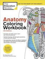 The Princeton Review Anatomy Coloring Workbook af Princeton Review