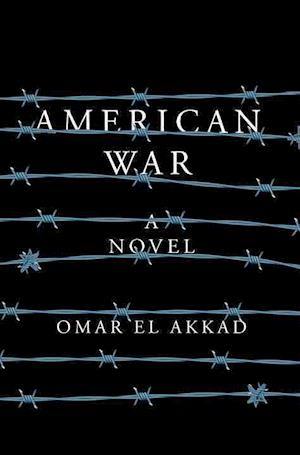 Bog, hardback American War af Omar El Akkad