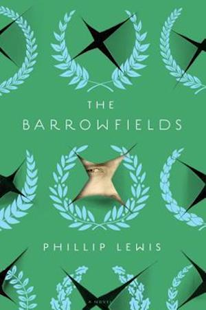 Bog, hardback The Barrowfields af Phillip Lewis