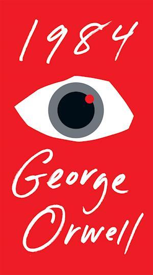 Bog, paperback 1984 af George Orwell, Erich Fromm