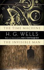 The Time Machine and The Invisible Man (Signet Classics)