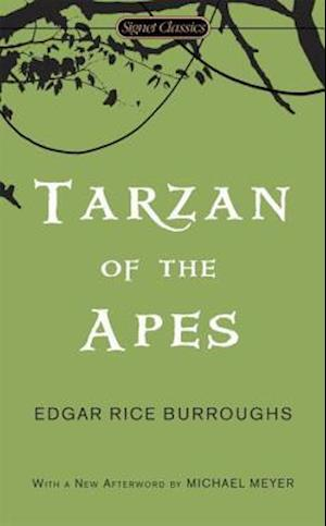 Bog, paperback Tarzan of the Apes af Edgar Rice Burroughs