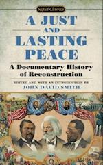 A Just and Lasting Peace af John David Smith