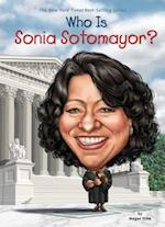 Who Is Sonia Sotomayor? (Who Was...?)