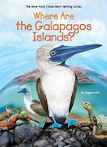 Where Are the Galapagos Islands? (Where Is ?)