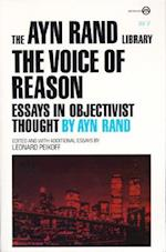 The Voice of Reason (The Ayn Rand Library, nr. 5)