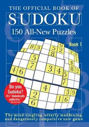 Bog, paperback The Official Book of Sudoku