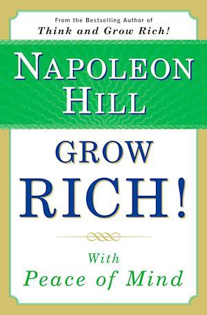 Bog, paperback Grow Rich! af Napoleon Hill