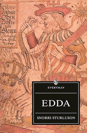 Bog paperback Edda af Anthony Faulkes Snorri Sturluson