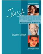 Just Right Intermediate: Split B Workbook (US)