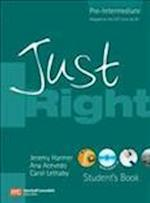 Just Right Student's Book (Just Right Course)