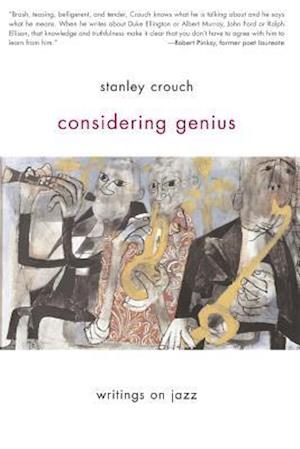 crouch essay stanley Stanley crouch , (born december 14, 1945, los angeles, california, us), american journalist and critic noted for his range of interests and for his outspoken essays on african american arts, politics, and culture.