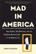 Mad in America af Robert Whitaker