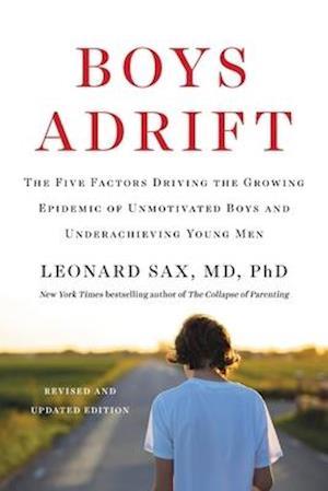 Bog, paperback Boys Adrift af Leonard Sax