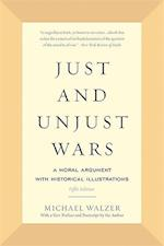 Just and Unjust Wars af Michael Walzer