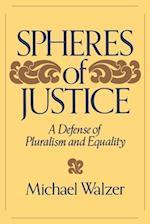 Spheres of Justice af Michael Walzer