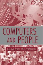 Computers and People (Practitioners)