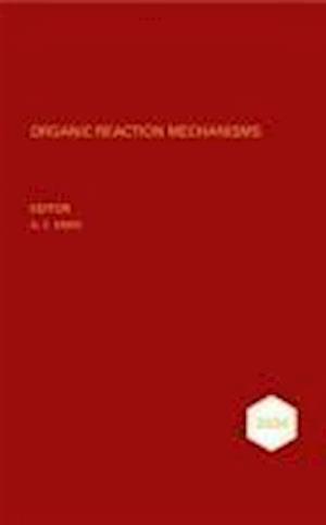 Organic Reaction Mechanisms 2004
