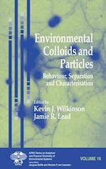 Environmental Colloids and Particles (Series on Analytical and Physical Chemistry of Environmental Systems)