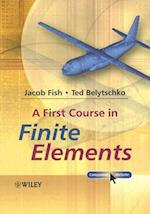 A First Course in Finite Elements