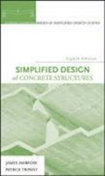 Simplified Design of Concrete Structures (Parker-Ambrose Series of Simplified Design Guides)
