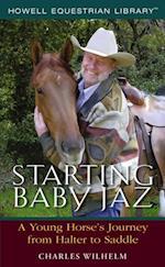 Starting Baby Jaz