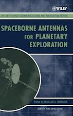 Spaceborne Antennas for Planetary Exploration (Jpl Deep-Space Communications and Navigation Series)