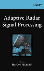 Adaptive Radar Signal Processing