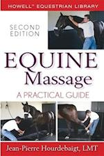 Equine Massage (Howell Equestrian Library)