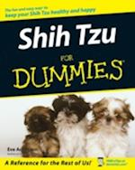 Shih Tzu for Dummies (For dummies)