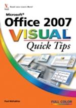 Microsoft Office 2007 Visual Quick Tips (Visual Quick Tips)