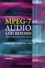 MPEG-7 Audio and Beyond