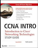 CCNA INTRO: Introduction to Cisco Networking Technologies Study Guide af Todd Lammle