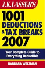 J.K. Lasser's 1001 Deductions and Tax Breaks 2007 af Barbara Weltman