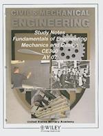 Civil & Mechanical Engineering Study Notes