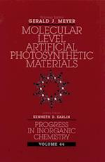 Molecular Level Artificial Photosynthetic Materials, Volume 44 (Progress in Inorganic Chemistry)